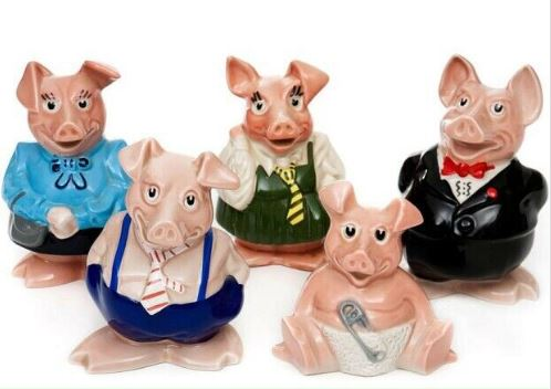 Natwest Piggy Bank Collectibles