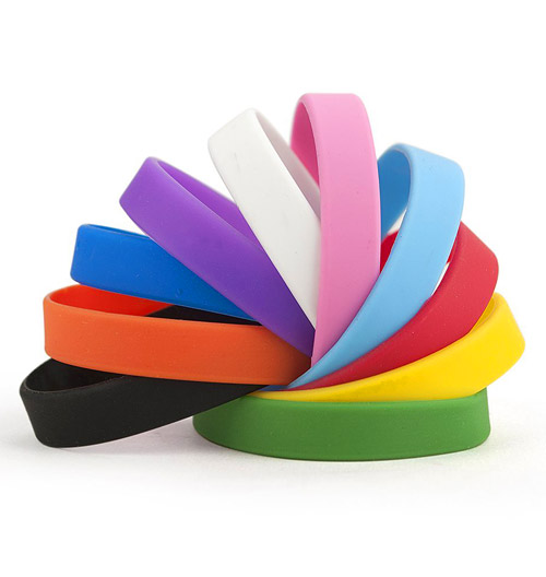 Fad, fashion or here to stay? Why the silicone wristband could be right for you!