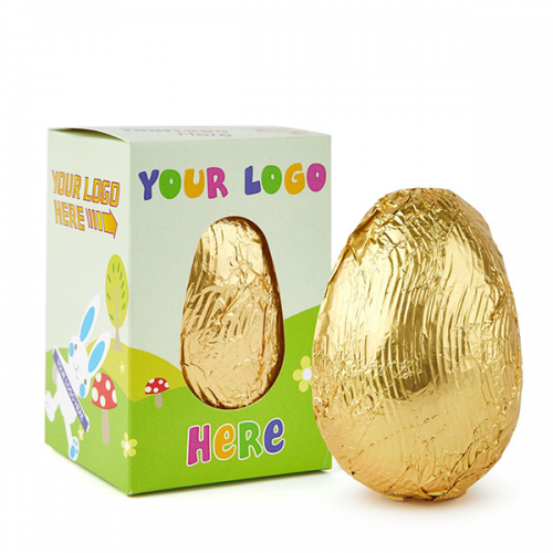 Picture of a Branded Easter Egg
