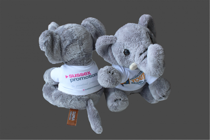 From Lions to Wenlock and Mandeville – Plush Toys Make Great Promotional Giveaways